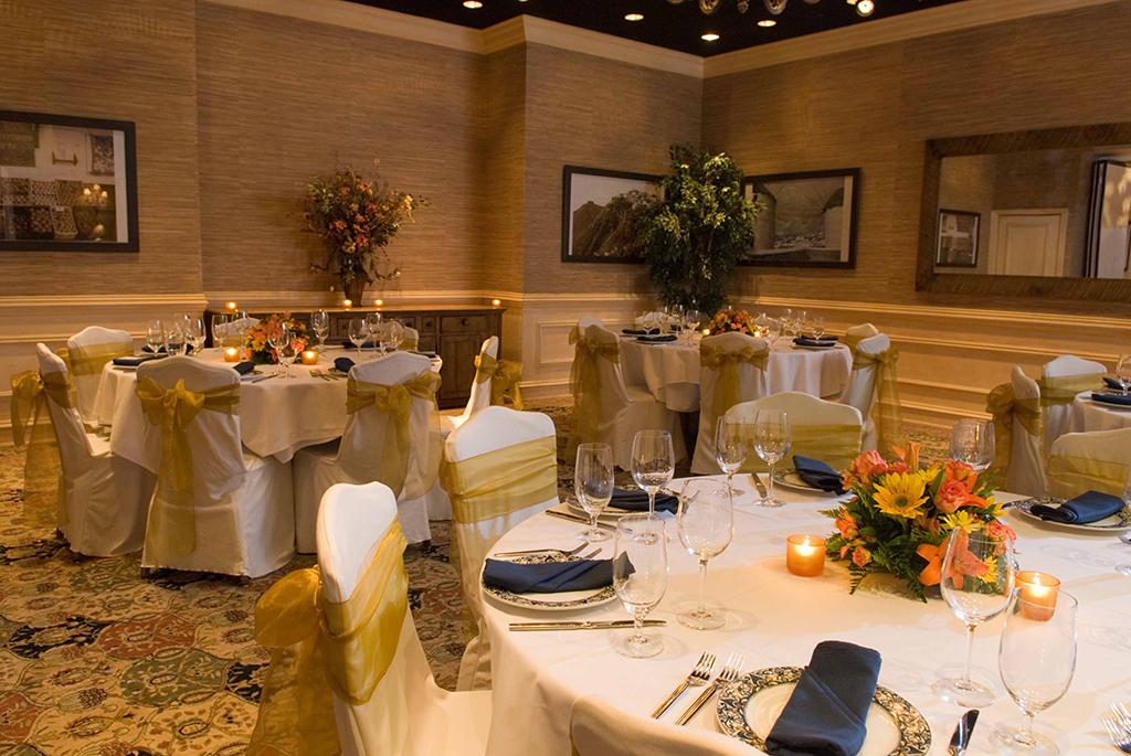 Philadelphia restaurants with private